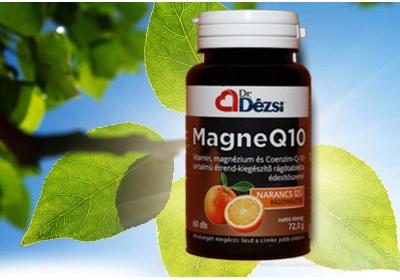 A szív védelmére: Dr.Dézsi MagneQ10 tabletta