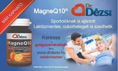 Dr.Dézsi MagneQ10 sport