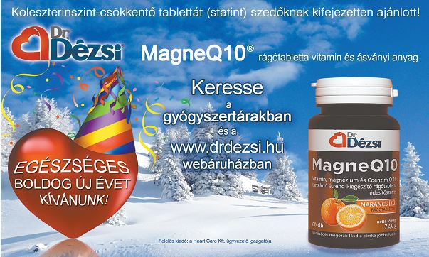 Dr.Dézsi MagneQ10 szilveszter